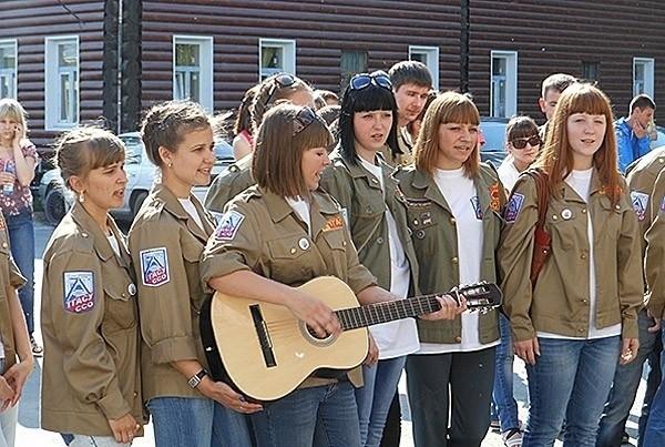 Формирование студенческих отрядов